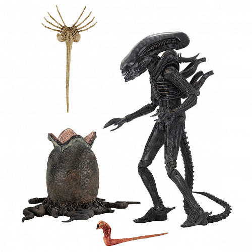 "Фигурка NECA Alien - 7"" Scale Action Figure - Ultimate 40th Anniversary Big Chap 51646"