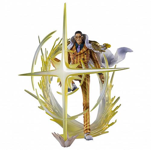Фигурка Figuarts ZERO One Piece The Three Admirals Borsalino -Kizaru- 58148-8