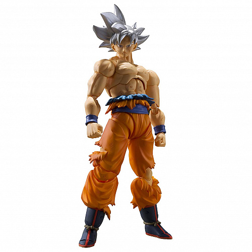 Фигурка Tamashii Nations S.H.Figuarts Dragon Ball Super Son Gokou -Ultra Instinct- 55541-0