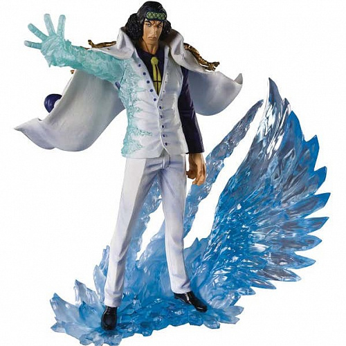 Фигурка Figuarts ZERO One Piece The Three Admirals Kuzan-Aokiji- 58147-1