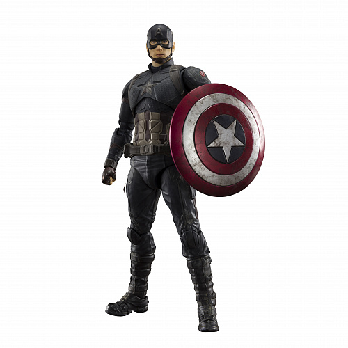 Фигурка Tamashii Nations S.H.Figuarts Avengers: Endgame Captain America -(Final Battle) Edition 587