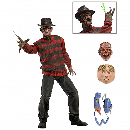 "Фигурка NECA Nightmare on Elm Street - 7"" Action Figure - Ultimate Freddy 39759"